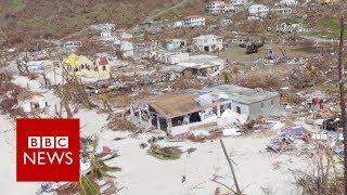 Irma: Apocalypse and the aftermath - BBC News