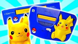 Weird Pikachu Stuff