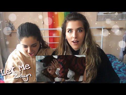 ZAYN - Let Me (Official Video ) REACTION