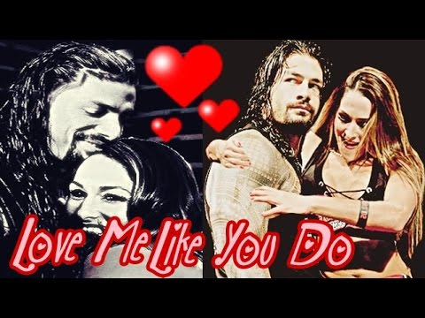 Xxx Mp4 Nikki Bella Roman Reigns Love Me Like You Do 3gp Sex
