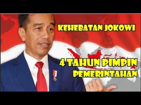 INI BUKTI BUKAN FIKSI, Inilah Kehebatan Jokowi Di 4 Tahun Pimpin Pemerintahan