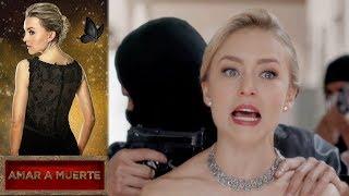 ¡Johny pondrá en riesgo la vida de Lucía! |Amar a Muerte | Televisa
