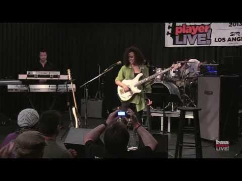 Xxx Mp4 Rhonda Smith At Bass Player LIVE 2013 3gp Sex