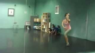 AMNA Dance AAD Orange Youth (July 29, 2014) Teri Liye Tattad Hip Hop Bollywood - Ms Amna