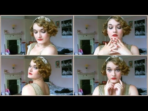 Xxx Mp4 GRWM Boat Party 2018 Gatsby Girl Formal 1920s Makeup Hair Outfit 3gp Sex