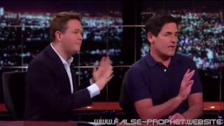 Bill Maher and Mark Cuban Rip Apart Trump