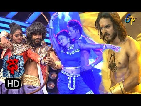 Xxx Mp4 Dhee 10 7th February 2018 Full Episode ETV Telugu 3gp Sex