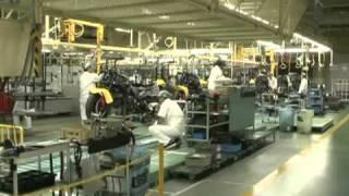 Motor Honda Mass Production Line