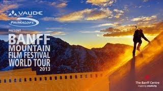 Banff Mountain Film Festival World Tour 2013 - Official Trailer