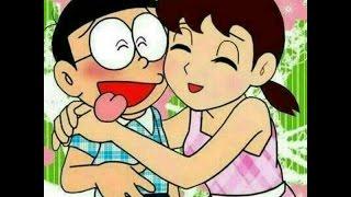 nobita and shizuka's love is beyond time....