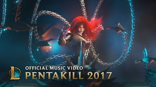 Pentakill: Mortal Reminder [OFFICIAL MUSIC VIDEO] | League of Legends Music