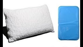 Reviews: Best Cooling Pillow For Night Sweats 2018