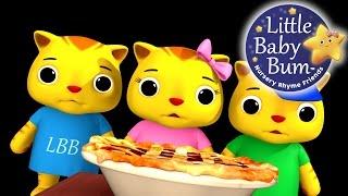 Three Little Kittens   Part 2   Nursery Rhymes by LittleBabyBum!
