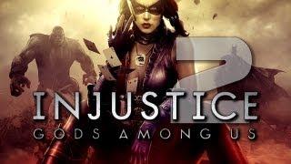 Injustice: Gods Among Us - Green Lantern i Aquaman