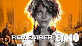 Remember Me : Lotta contro Madam + Crash