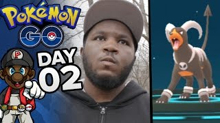 Pokemon GO Vlogs (Gen 2, Day 5) - WHAT ARE THESE EGG HATCHES!? (Hunting Houndoom)