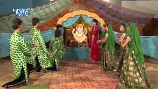 Ganesh Vandana | गणेश वंदना | Aave Ke Pari Ae Maiya | Rakesh Mishra | Bhojpuri Devi Geet Bhajan 2015