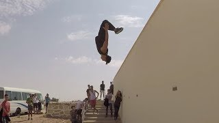Incredible Parkour and Freerunning 2017