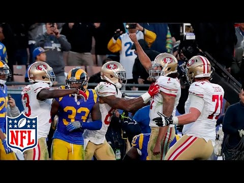 Every Touchdown from Week 16 2016 NFL Highlights