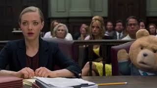 Ted 2 2015 funny court scene 720p