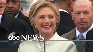 Hillary Clinton on Donald Trump