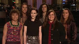 Saturday Night Live Promo w/ Greta Van Fleet