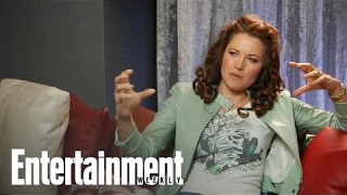 Lucy Lawless Talks Her Role & Nudity In 'Spartacus' At Comic-Con | Entertainment Weekly