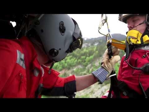 Rega: the rescue hoist