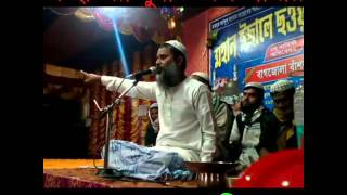 অল ইন্ডিয়া সুন্নাত অল জামায়াত রজব আলি সাহেব wb -কোলশুত