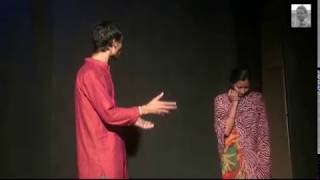 Ashadh Ka Ek Din- a hindi Play in MGAHV,wardha by Shrikrishna Pandey