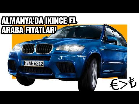 Almanyada İkinci El Araba Fiyatları, NERDEYSE BEDAVA!