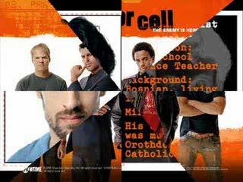 Sleeper Cell Bad Boys
