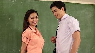 A student-teacher love story starring Alden Richards and Jennylyn Mercado | Wagas