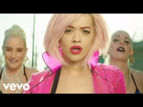 Rita Ora I Will Never Let You Down Official Video