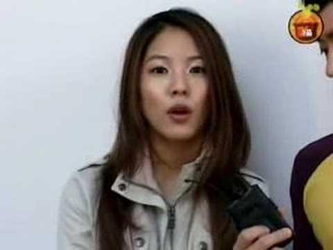 BoA Corrects Brian's Korean.