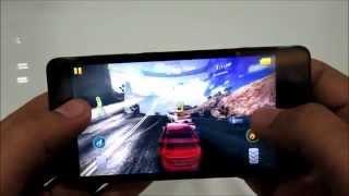 xiaomi redmi 2 prime gaming review (asphalt 8)
