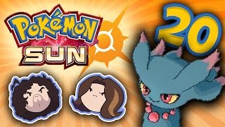 Pokemon Sun: Bats and Rats - PART 20 - Game Grumps