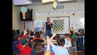 Silver Knights Chess Founder NM Adam Weissbarth on how to create a successful chess business