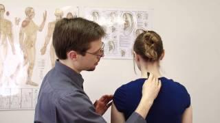 Head & Spine Acupressure & Self-massage