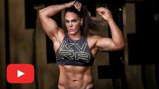 Gabi Garcia: Hulk Female Fighter Takes Over MMA