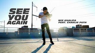 See You Again - Wiz Khalifa feat. Charlie Puth - Violin Cover by Daniel Jang