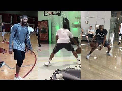 NBA Players vs Random People Fans Trash Talkers UNSEEN