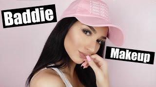 Baddie Inspired Makeup Tutorial | Haley Marie