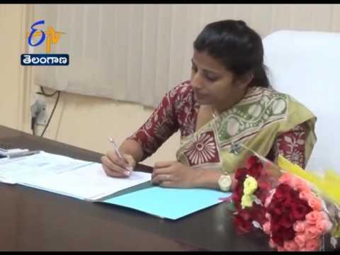 Amrapali Kata Takes Charge as Warangal Urban District Collector
