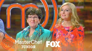 Christina Tosi's Childhood Mystery Box | Season 4 Ep. 9 | MASTERCHEF JUNIOR