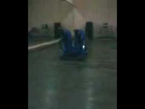 Ejercicios pilates mat - abre y cierra