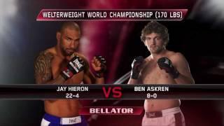 Bellator MMA Highlights: Ben Askren Stays Undefeated
