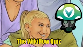 Wiki How Quiz - Rev [Vinesauce]