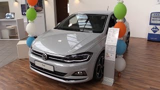INSIDE the New Volkswagen Polo 2018 | In Depth Review Interior Exterior
