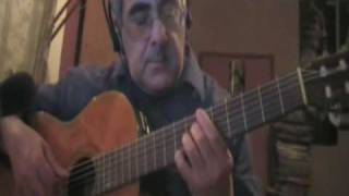 Lady Jane(The Rolling Stones)(acoustic guitar)